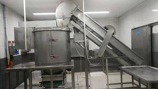 大型面包糠切割、粉碎机
